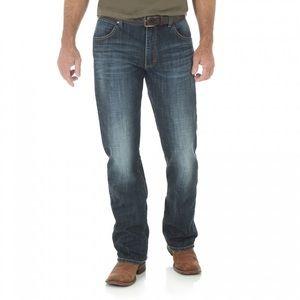 Men's wrangler jeans 34х32